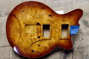Custom Made Electric Guitar for Sale by King Blossom Guitars